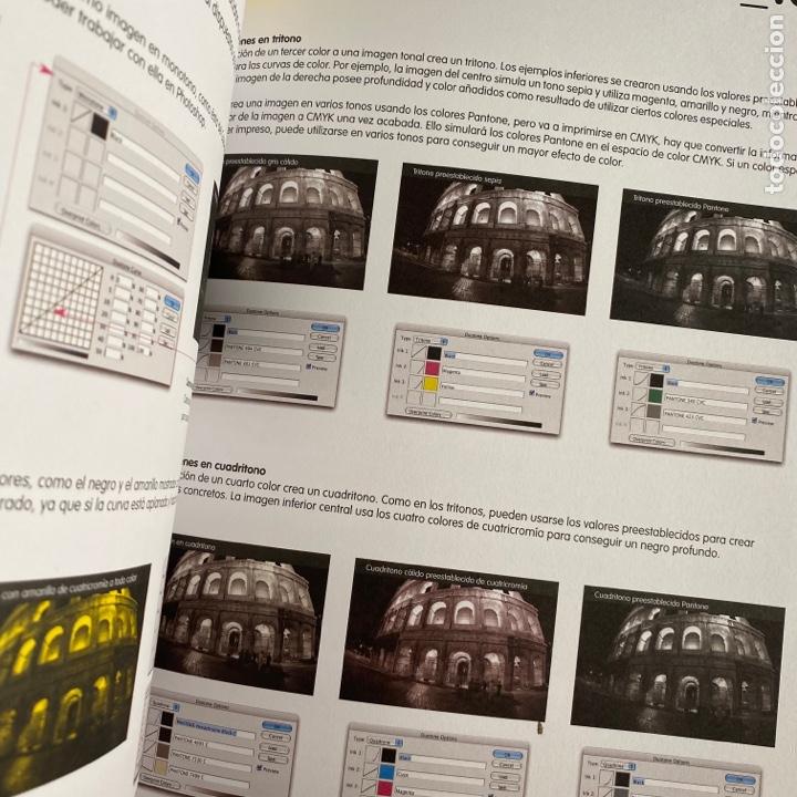 Libros de segunda mano: Libro manual de producción guía para diseñadores gráficos pad - Foto 4 - 288190023