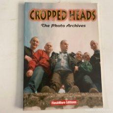 Libros de segunda mano: LIBRO SKINHEAD - CROPPED HEADS - THE PHOTO ARCHIVES. Lote 288194933