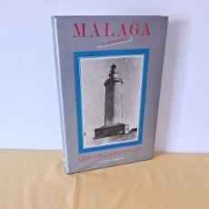 Libros de segunda mano: MALAGA IN MEMORIAM - CIEN AÑOS A PIE DE FOTO - ARGUVAL CUARTA EDICIÓN 1998. Lote 289029068