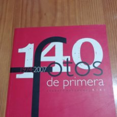 Libros de segunda mano: IS-85 140 FOTOS DE PRIMERA TAPA BLANDA 295 PAG. MEDIDAS 24X24 BUEN ESTADO. Lote 293970918