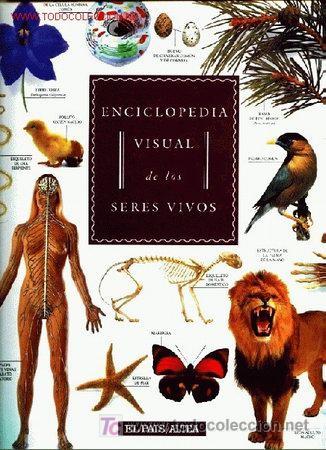 ENCICLOPEDIA VISUAL SERES VIVOS (Libros de Segunda Mano - Enciclopedias)