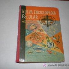 Enciclopedias de segunda mano: NUEVA ENCICLOPEDIA ESCOLAR DE 1.966. Lote 26592785