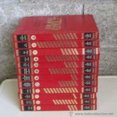 Enciclopedias de segunda mano: 12 TOMOS EL MUNDO DE LA CULTURA .. ENCICLOPEDIA FORMATIVA MARTÍN 1975. Lote 12620639
