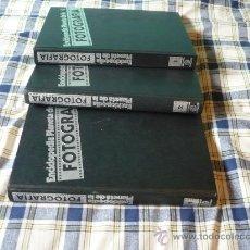 Enciclopedias de segunda mano: ENCICLOPEDIA PLANETA DE LA FOTOGRAFIA TOMOS 1 AL 3 EDITADA EN 1981 ¡BUEN ESTADO!. Lote 22367686