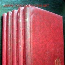 Enciclopedias de segunda mano: ENCICLOPEDIA DE LA VIDA - 5 TOMOS. Lote 26383866