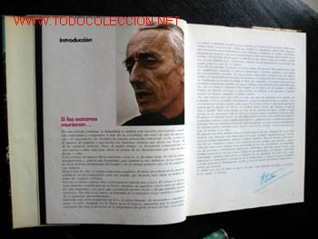 Enciclopedias de segunda mano: MUNDO SUBMARINO - ENCICLOPEDIA COSTEAU - 10 Tomos. - Foto 3 - 21810285