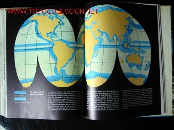 Enciclopedias de segunda mano: MUNDO SUBMARINO - ENCICLOPEDIA COSTEAU - 10 Tomos. - Foto 6 - 21810285