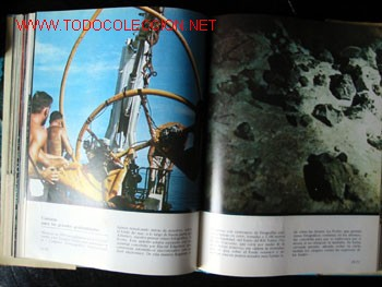 Enciclopedias de segunda mano: MUNDO SUBMARINO - ENCICLOPEDIA COSTEAU - 10 Tomos. - Foto 7 - 21810285