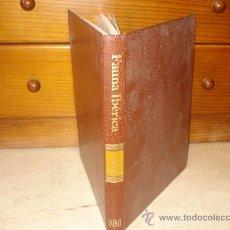 Enciclopedias de segunda mano: FÉLIX RODRÍGUEZ DE LA FUENTE - ENCICLOPEDIA SALVAT DE LA FAUNA IBÉRICA TOMO 1 - AÑO 1975. Lote 10240991