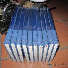 Enciclopedias de segunda mano: ENCICLOPEDIA DEL MAR 10 TOMOS - PERFECTA COMPLETA - SALVAT 1975 - ENVIO GRATIS. Lote 10321827