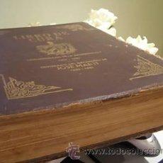 Enciclopedias de segunda mano: EL LIBRO DE CUBA 1902-1952 GIGANTE LIBRO LA ENCICLOPEDIA MAS IMPORTANTE DE CUBA JOSE MARTI 1953. Lote 11669146