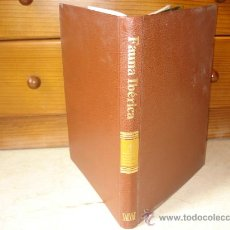 Enciclopedias de segunda mano: FELIX RODRIGUEZ DE LA FUENTE - ENCICLOPEDIA SALVAT DE LA FAUNA IBERICA TOMO 2 - AÑO 1976. Lote 10617440
