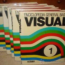 Enciclopedias de segunda mano: ENCICLOPEDIA GENERAL BASICA VISUAL - COMPLETA (5 TOMOS) - OCEANO 1983. Lote 11322733