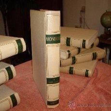 Enciclopedias de segunda mano: MONITOR, ENCICLOPEDIA SALVAT PARA TODOS (TOMOS SUELTOS). Lote 186135772
