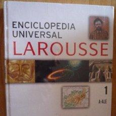 Enciclopedias de segunda mano: ENCICLOPEDIA UNIVERSAL LAROUSSE TOMO I (A-ALE). 188 PAGINAS, NUEVO CON PLASTICO.. Lote 14516335