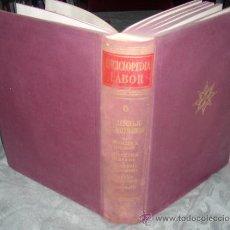 Enciclopedias de segunda mano: ENCICLOPEDIA LABOR. TOMO 6. - VV.AA.. Lote 26602548