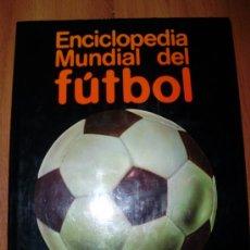 Enciclopedias de segunda mano: ENCICLOPEDIA MUNDIAL DEL FUTBOL, VOLUMEN1..OCEANO... Lote 27284292