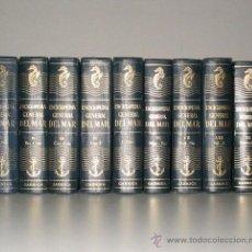 Enciclopedias de segunda mano: ENCICLOPEDIA GENERAL DEL MAR. 2ª ED. 9 VOLS, POR JOSÉ M. MARTINEZ HIDALGO.. Lote 16233813