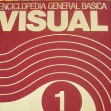 Enciclopedias de segunda mano: ENCICLOPEDIA GENERAL BASICA - VISUAL EDITORIAL: OCEANO DEL AÑO 1983 5 TOMOS. Lote 22451361