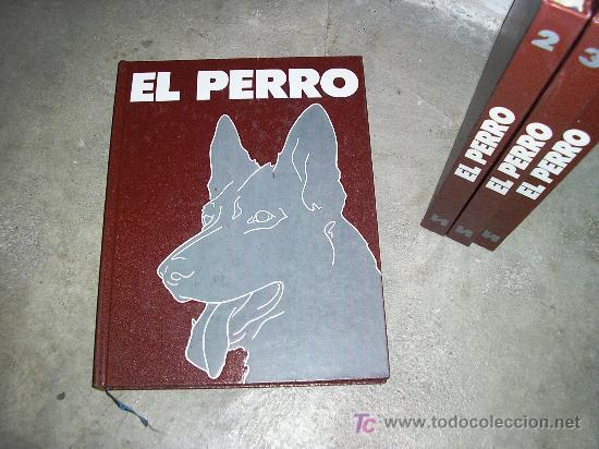 Enciclopedias de segunda mano: EL PERRO - EDICIONES NUEVA LENTE - 1982 TOMO 1 TOMO 2 TOMO 3 TOMO 4 - Foto 2 - 17725045