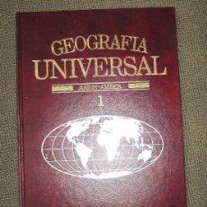 Enciclopedias de segunda mano: GEOGRAFIA UNIVERSAL, Nº 1. Lote 17927076