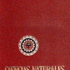 Enciclopedias de segunda mano: ENCICLOPEDIA DE LAS CIENCIAS NATURALES. 4 TOMOS. BRUGUERA. 1976.. Lote 18061495