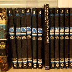 Enciclopedias de segunda mano: LOS VIAJES DE COUSTEAU (ULTIMA OFERTA). Lote 27419830