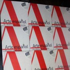 Enciclopedias de segunda mano: ENCICLOPEDIA DEL ARTE ESPAÑOL EN 12 LIBROS CON CD-ROMS PARA PC.. Lote 27390459