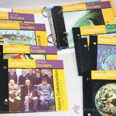 Enciclopedias de segunda mano: ENCICLOPEDIA INTERACTIVA DE CONSULTA (1ª ETAPA): 14 CD-ROMS PARA PC.. Lote 26009340