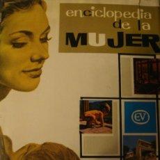Enciclopedias de segunda mano: ENCICLOPEDIA DE LA MUJER VOL 1 / VOL 2. LIBRO COMPUESTO POR DOS VOLUMENES.. Lote 27101364