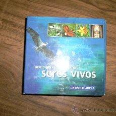 Enciclopedias de segunda mano: ENCICLOPEDIA MULTIMEDIA DE LOS SERES VIVOS- LA VANGUARDIA 1997 14 CD-ROM. Lote 24926645