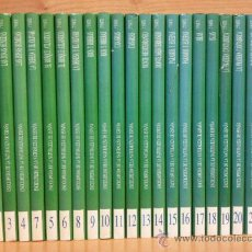 Enciclopedias de segunda mano: ENCICLOPEDIA DE LA NATURALEZA DE ESPAÑA - COMPLETA 22 TOMOS - DEBATE / EDICIONES DEL PRADO. Lote 26881803