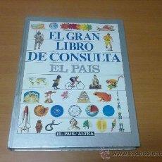 Enciclopedias de segunda mano: GRAN LIBRO DE CONSULTA DE