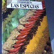 Enciclopedias de segunda mano: ENCICLOPEDIA DE LAS ESPECIAS;JAIMES 1981. Lote 24661808
