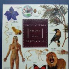 Enciclopedias de segunda mano: ENCICLOPEDIA VISUAL DE LOS SERES VIVOS - TOMO I - KINDERSLEY Y GALLIMARD - EL PAÍS Y ALTEA - 1994. Lote 26407448