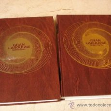 Enciclopedias de segunda mano: GRAN LAROUSSE UNIVERSAL SUPLEMENTOS A-I Y H-Z - AÑO 1999. Lote 25341191