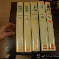 Livros em segunda mão: NOSOTROS LOS VASCOS. MITOS, LEYENDAS Y COSTUMBRES, 5 TOMOS, ED. LUR. Lote 25628862