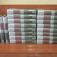 Enciclopedias de segunda mano: GRAN DICCIONARIO ENCICLOPEDICO PLAZA - COMPLETO - 20 TOMOS - PLAZA & JANES. Lote 26724661