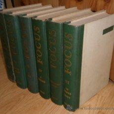 Enciclopedias de segunda mano: ENCICLOPEDIA INTERNACIONAL FOCUS 6T POR VARIOS AUTORES DE EDITORIAL ARGOS EN BARCELONA 1965. Lote 27670604