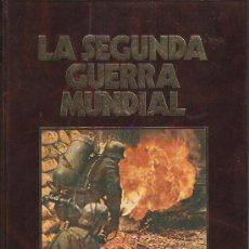 Enciclopedias de segunda mano: SEGUNDA GUERRA MUNDIAL BIBLIOTECA ALCAR. Lote 45041875