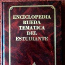 Enciclopedias de segunda mano: ENCICLOPEDIA RUEDA TEMÁTICA DEL ESTUDIANTE-MATEMÁTICAS-;RUEDA 1990;¡NUEVO!. Lote 28435422
