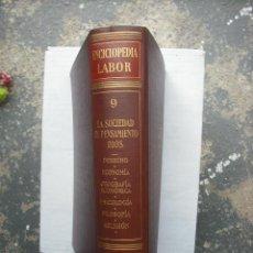 Enciclopedias de segunda mano: ENCICLOPEDIA LABOR 12 TOMOS . Lote 40001027