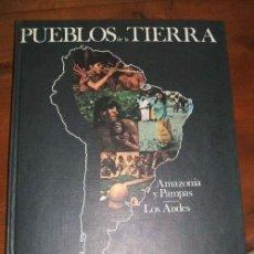 Enciclopedias de segunda mano: PUEBLOS DE LA TIERRA. ONCE TOMOS. BURULÁN EDICIONES, AÑO 1974.. Lote 28660268