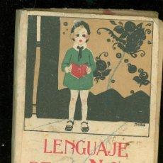 Enciclopedias de segunda mano: LENGUAJE DE LOS NIÑOS, GEOGRAFÍA, ED. SATURNINO CALLEJA, MADRID, 1976. CON GRABADOS Y MAPAS. Lote 29014660