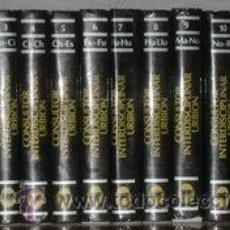 Enciclopedias de segunda mano - ENCICLOPEDIA CONSULTOR EL CÍRCULO. ED URBIÓN (1972) - 29260184