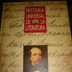 Enciclopedias de segunda mano: HISTORIA UNIVERSAL DE LA LITERATURA, LA NOVELA INGLESA Y NORTEAMERICANA, EL NATURALISMO FRANCÉS, 14. Lote 29538026