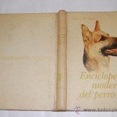 Enciclopedias de segunda mano: ENCICLOPEDIA MODERNA DEL PERRO. HENRY P. DAVIS RM55438. Lote 29596569