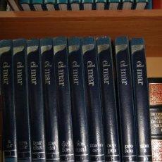 Enciclopedias de segunda mano: EL MAR. GRAN ENCICLOPEDIA SALVAT. VV.AA AB22001. Lote 30674829