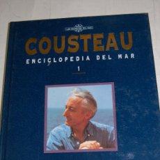 Enciclopedias de segunda mano: ENCICLOPEDIA DEL MAR (18 TOMOS) JACQUES COUSTEAU AB22123. Lote 30680402