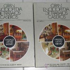 Enciclopedias de segunda mano: ENCICLOPEDIA DEL BRICOLAGE (2 LIBROS). Lote 30687429